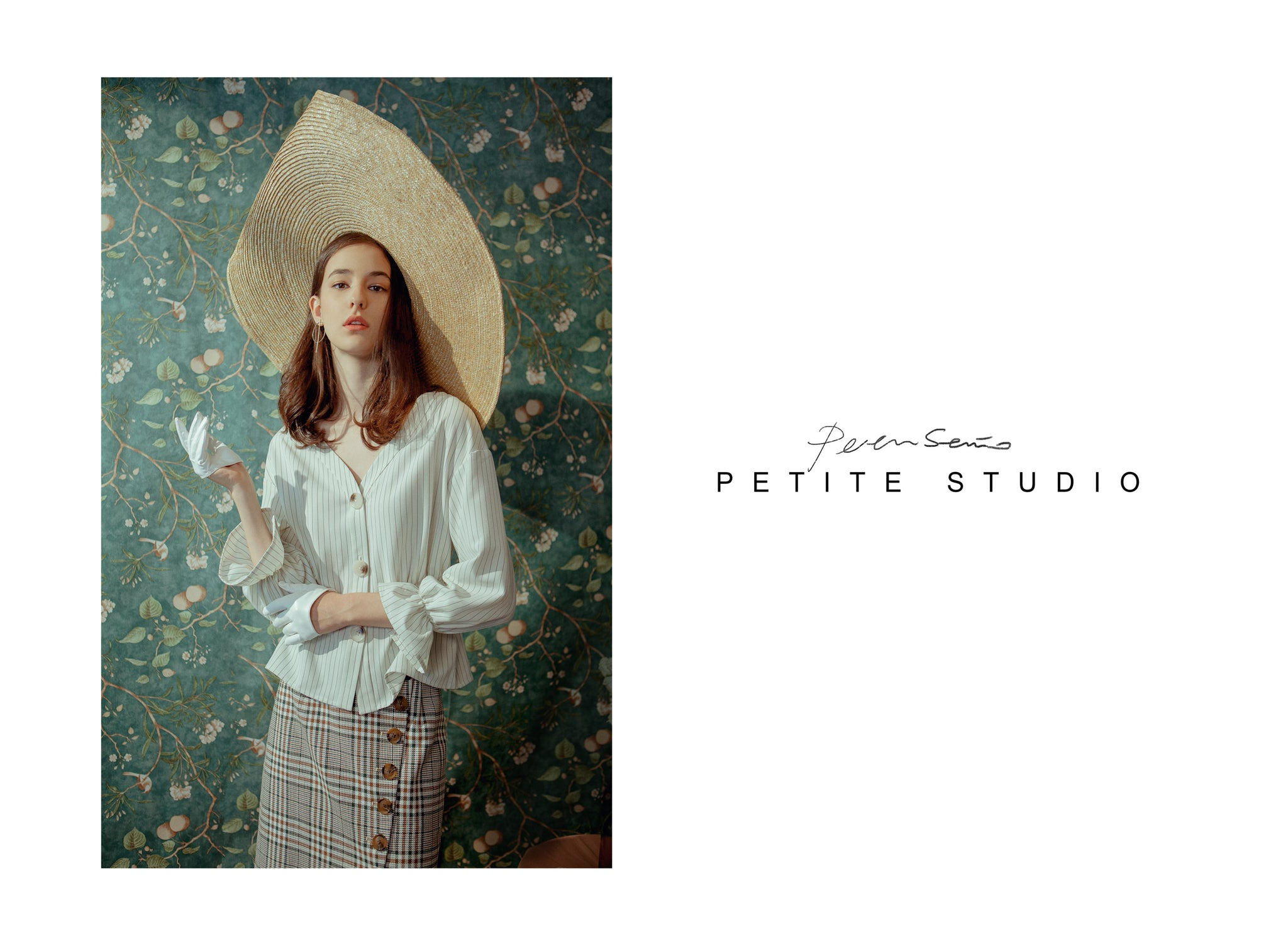 Petite Studio | Fall 18 Lookbok