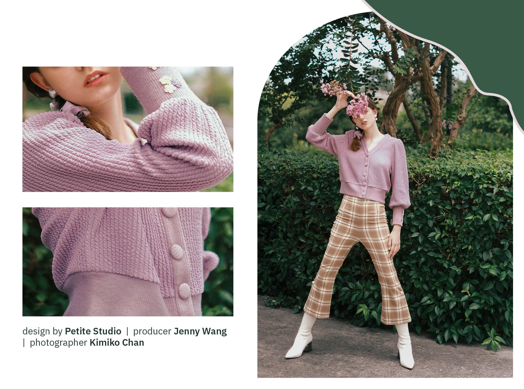 Fall 2020 Lookbook - petite fashion - petite girls - Petite Studio NYC