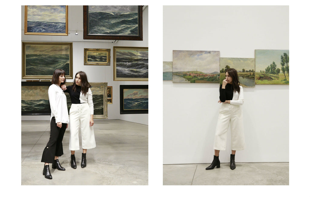 Petite Studio Blog | Fashion in the Art World - 303 Gallery