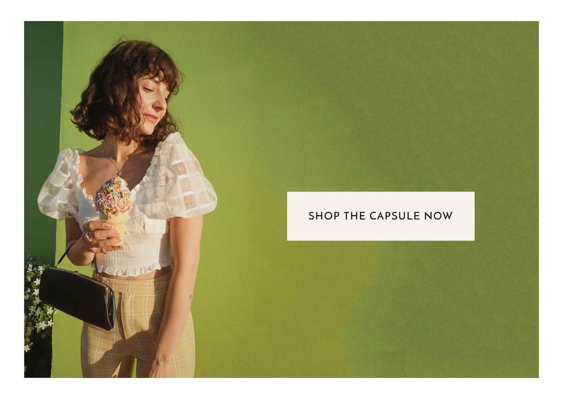 Alyssa Coscarelli x Petite Studio capsule collection