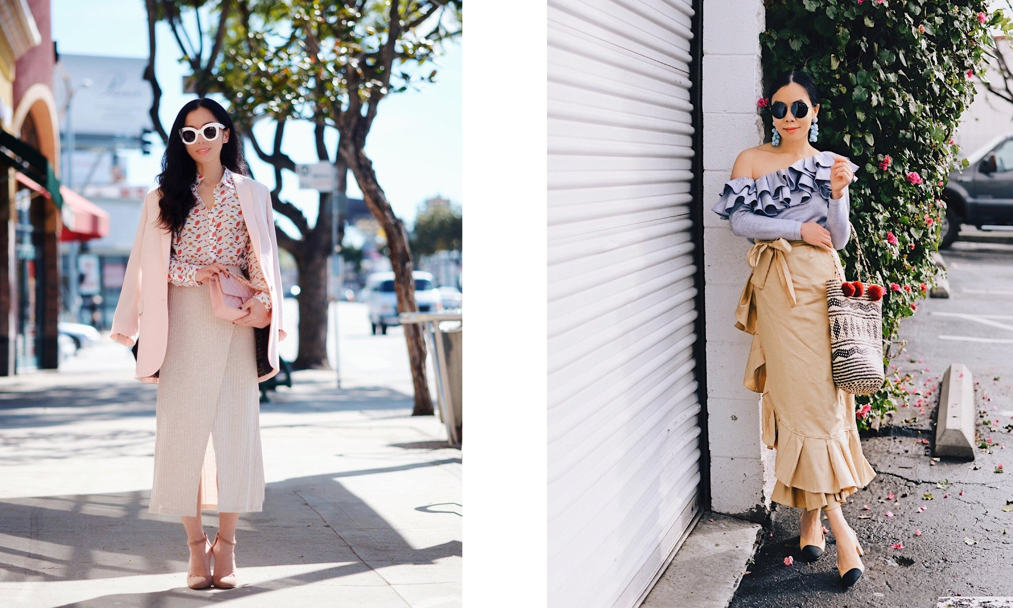 A Comprehensive Guide to Petite Bloggers-petite studi-Hallie Daily