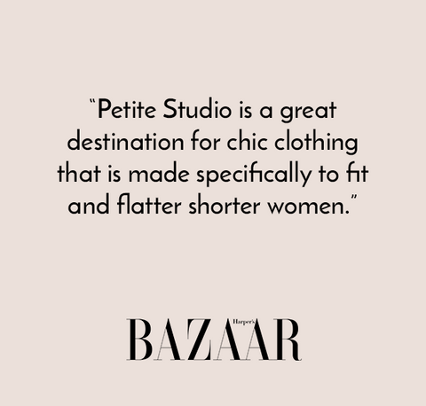 Petite Studio NYC - BAZAAR press feature