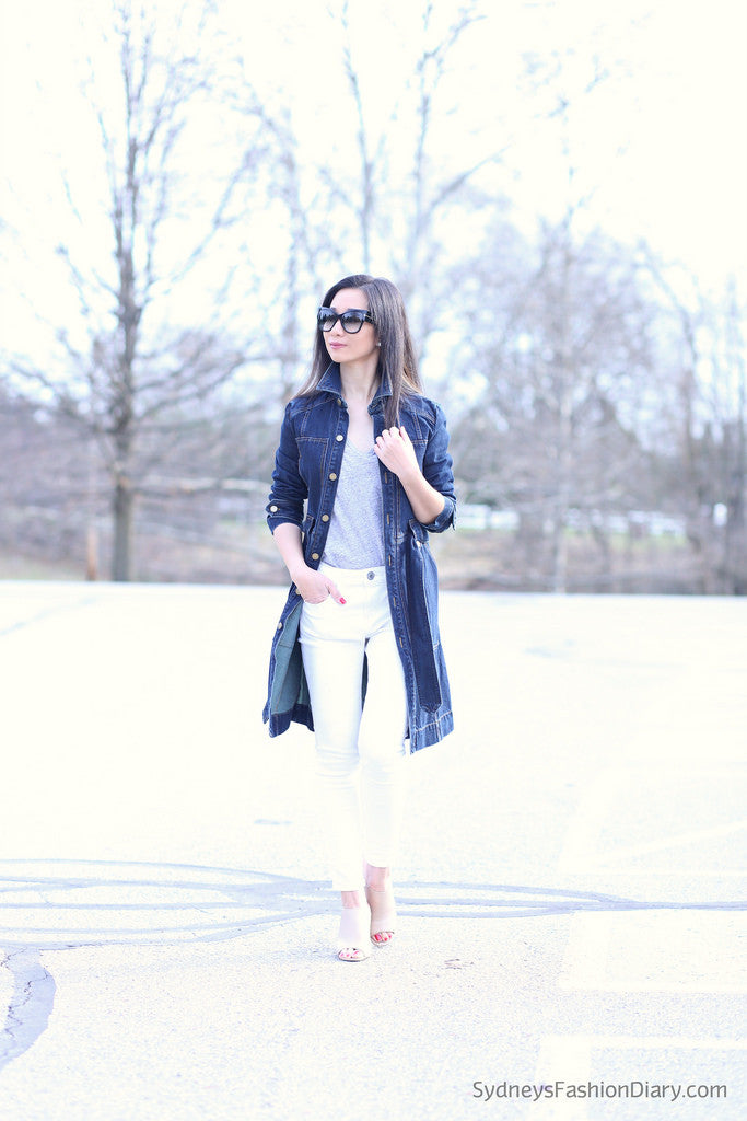 sydneysfashiondiary - denim trench white jeans4