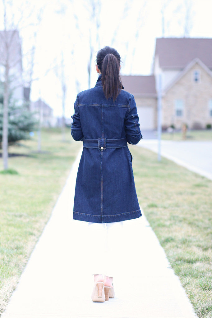 sydneysfashiondiary - denim trench white jeans5