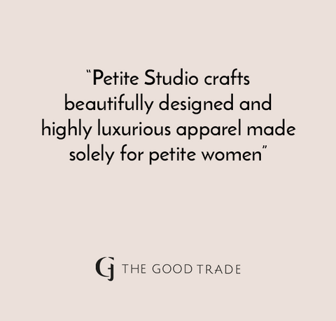 Petite Studio NYC - THE GOOD TRADE press feature