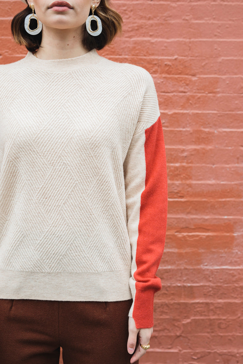 Fern Sweater - Beige