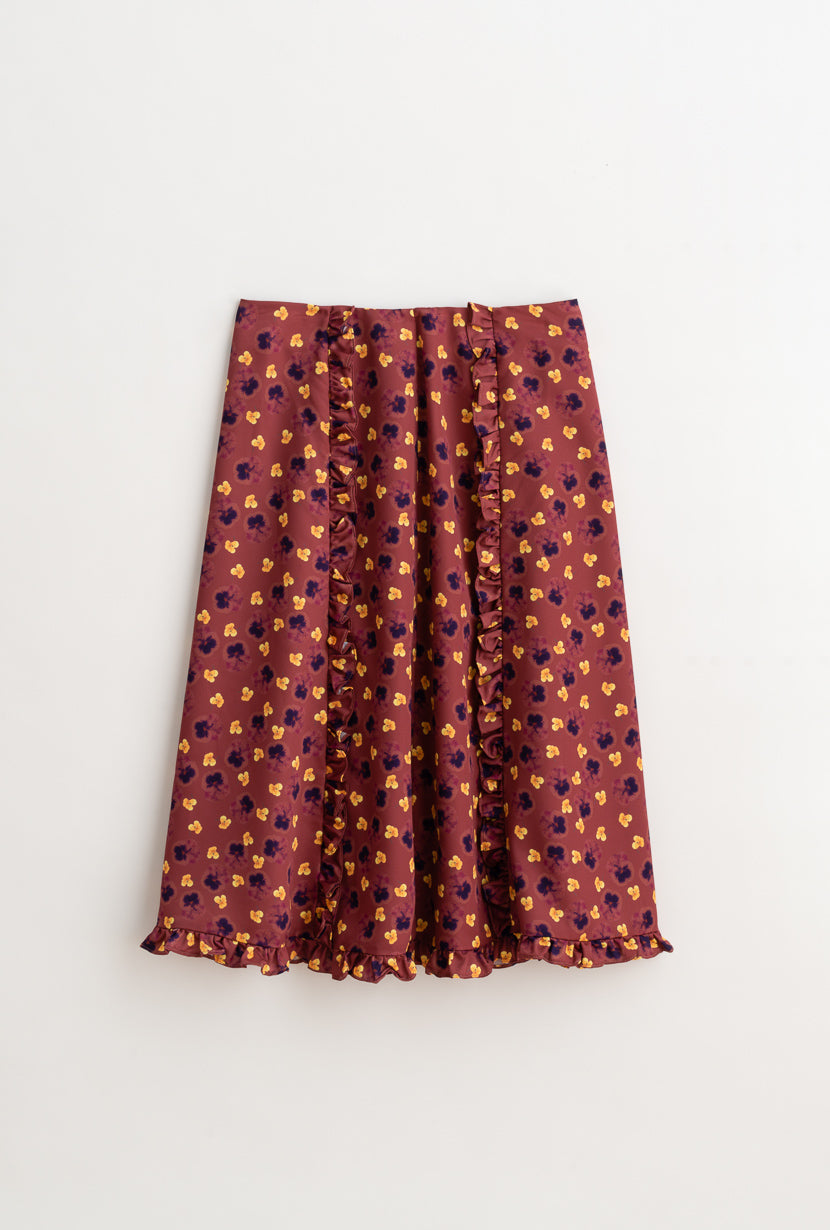 Laila Skirt-bottoms-Petite Studio