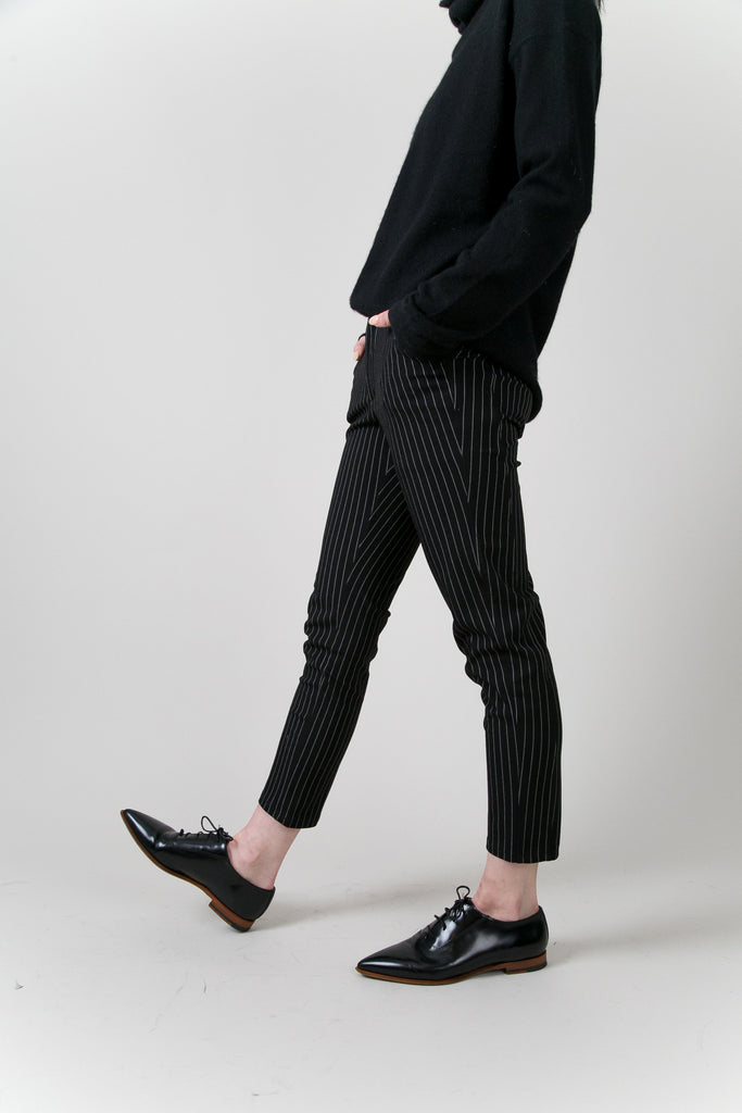 Gramercy Striped Pants | Petite Studio-petite clothing & pants