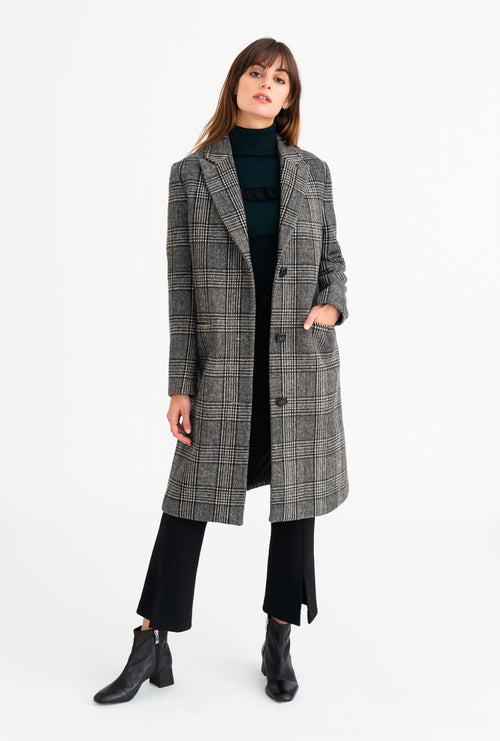 Jane Coat-outerwear-Petite Studio