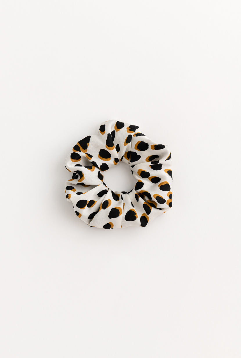Scrunchies - Animal Print - Petite Studio NYC