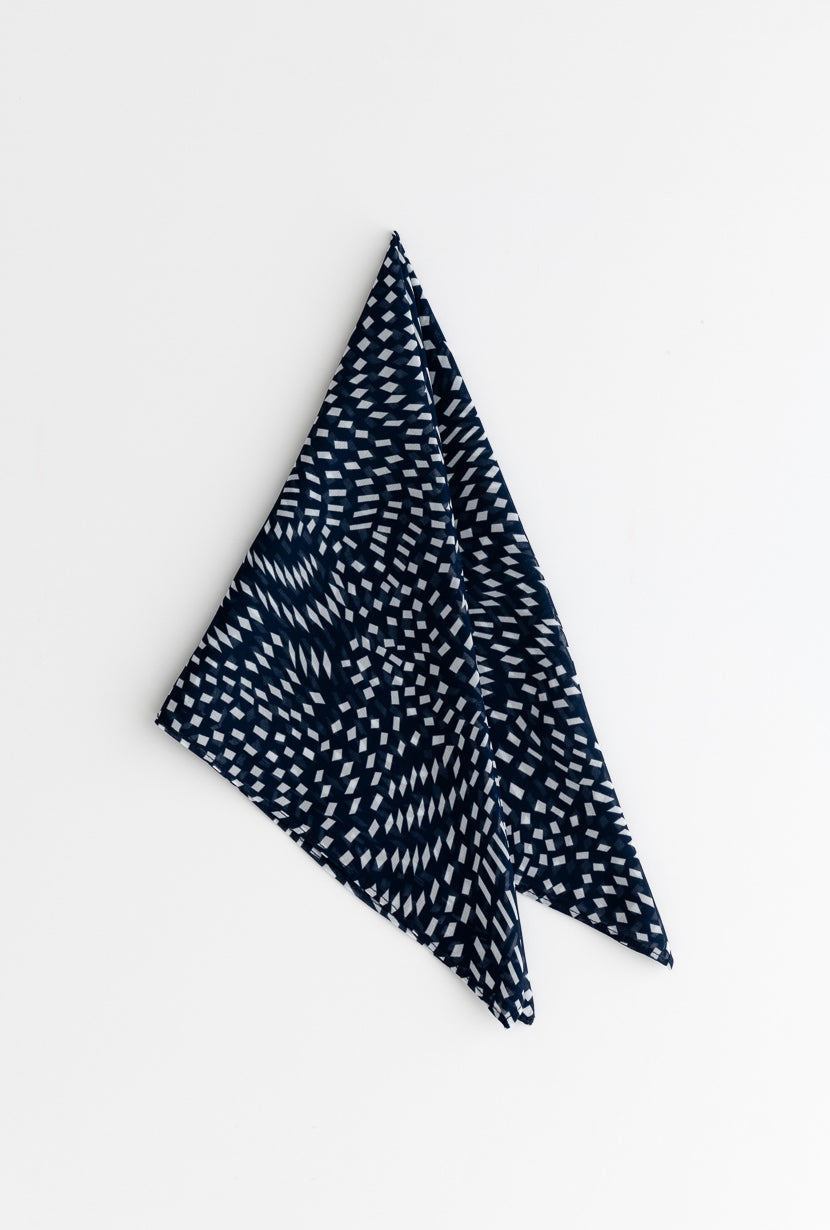 Head / Neck Scarf - Midnight - Petite Studio NYC