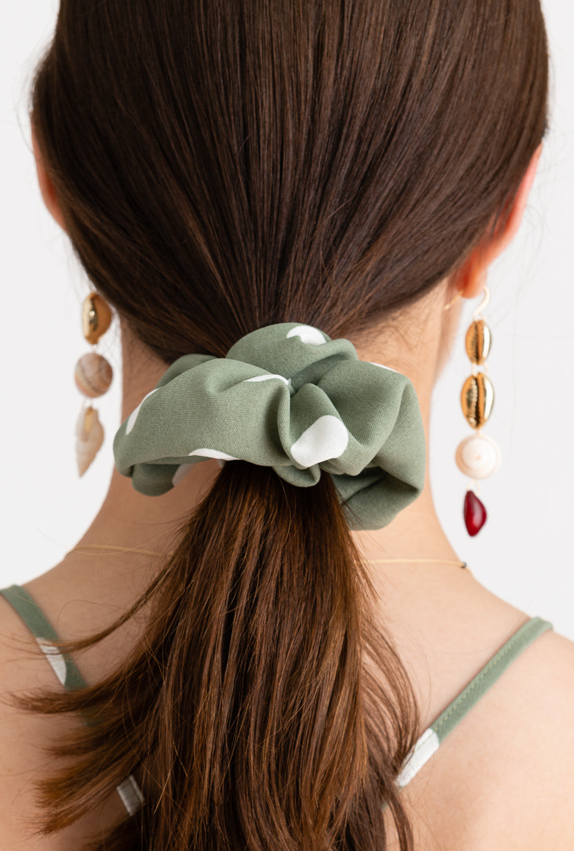 Scrunchies-Polka Dot-accessories-Petite Studio