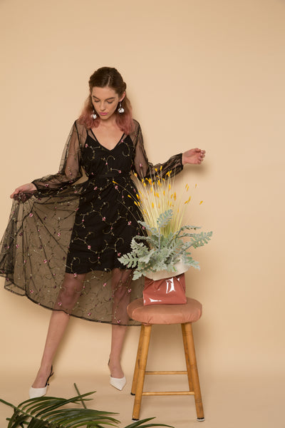 Clematis Dress | Petite Studio-petite clothing & dresses