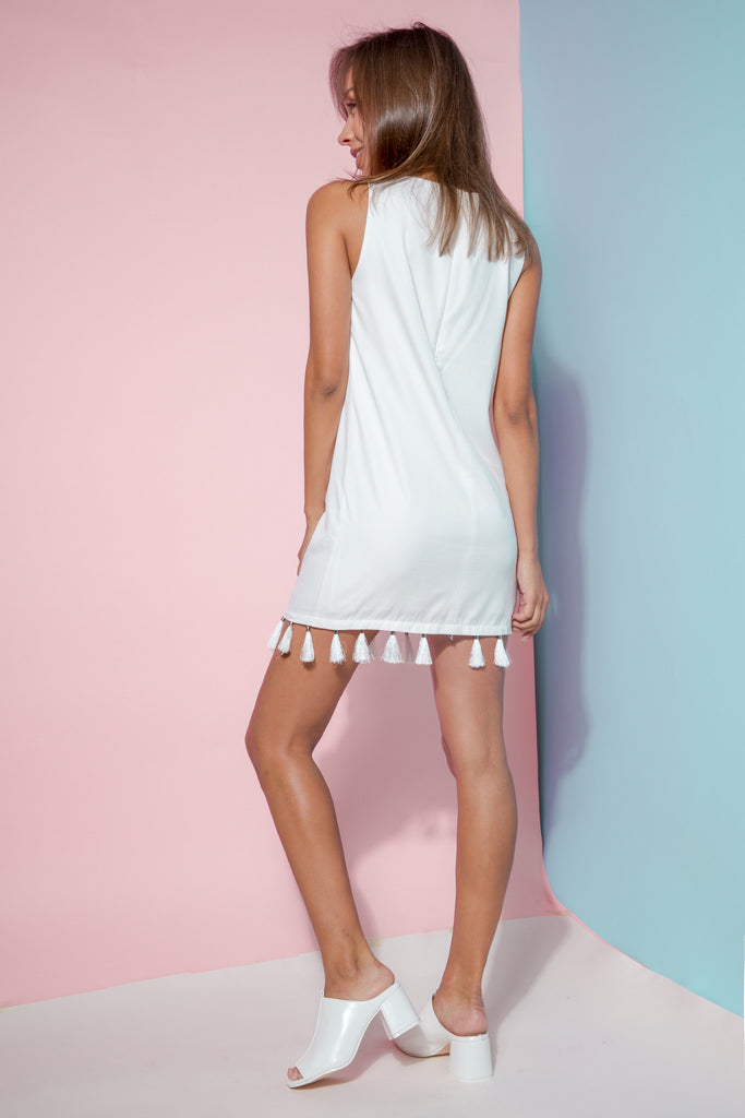 Lillie Mini Dress-dresses-Petite Studio