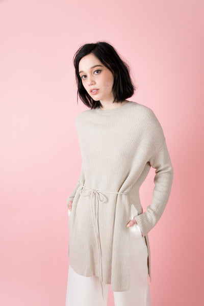 Nomad Long Sweater | Petite Studio-petite clothing & sweaters