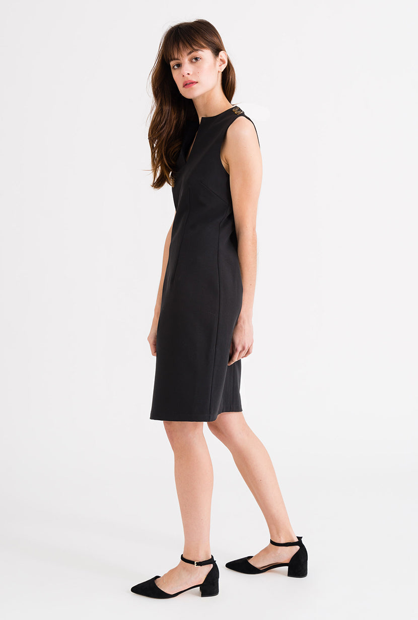 Emma Dress-dresses-Petite Studio