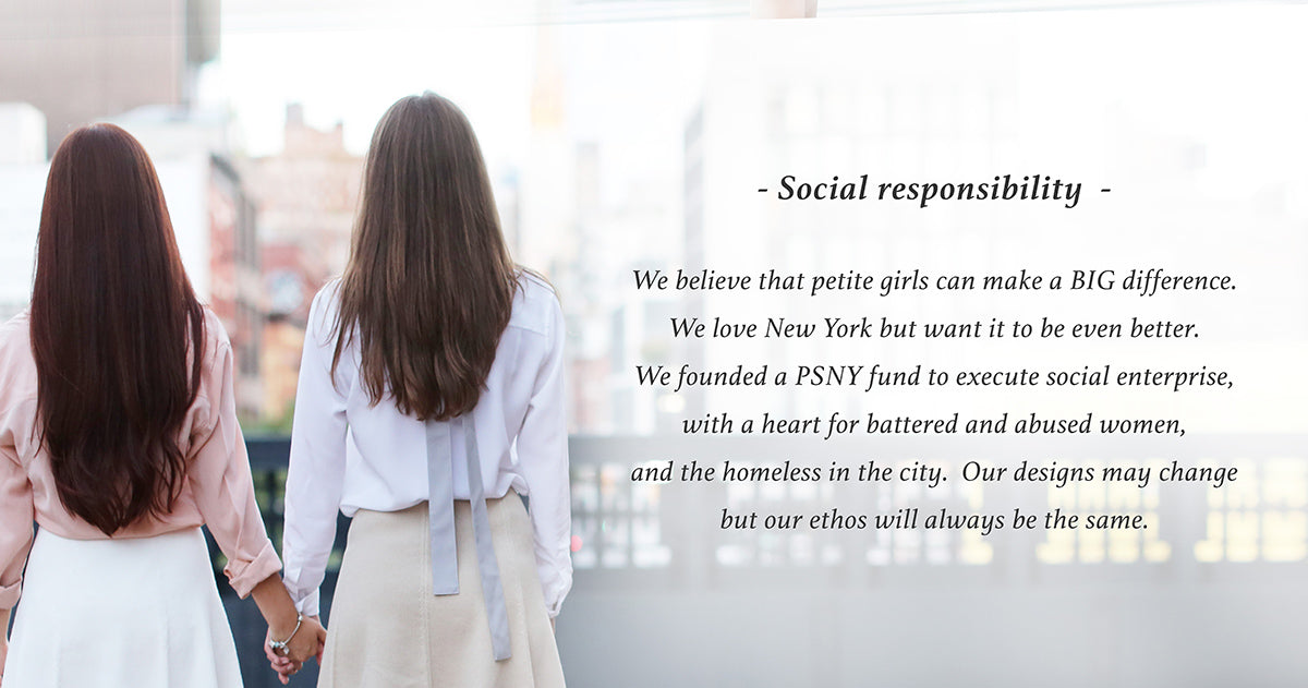 Petite Studio founded a PSNY fund to execute social enterprise