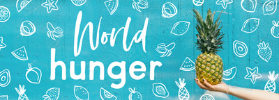 World Hunger Day - Teaming Up with the Hawaii Food Bank