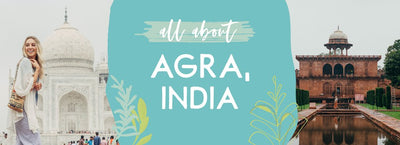 All About Agra, India