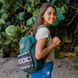 Eco-Canvas Backpack - Army Green 1