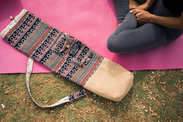 Yoga Mat Bag - Mumbai