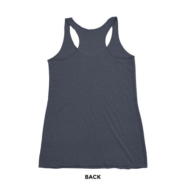 Tank Top - Premium Tri-Blend - Triangle