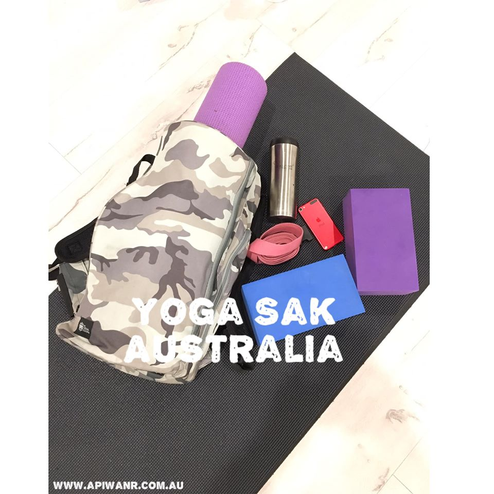 Returning to the 'new normal' with Yoga Sak Australia