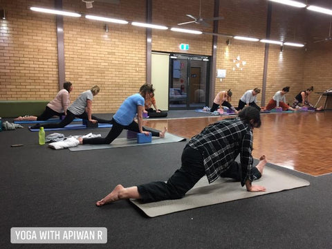 Yoga at Lalor Park Community Hub Apiwan R