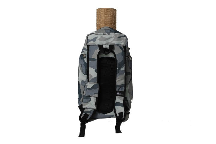 Yoga Sak Cool Camo Back View