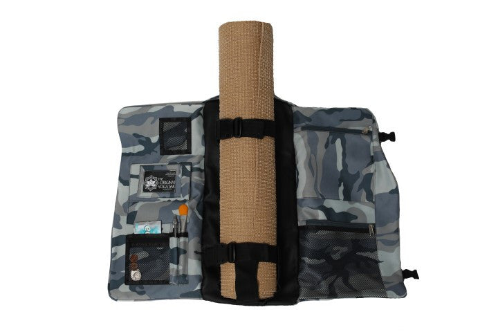 Yoga Sak Cool Camo Open View