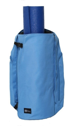 Yoga Sak Glacier Blue Front View