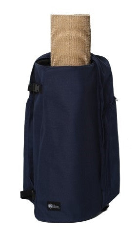 Yoga Sak Navy Blue Front View