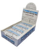 Foundations Collagen Protein Bars (Box of 12) - Foundations Bar