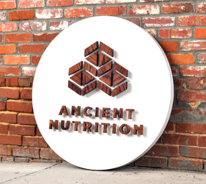 Custom Metal and Wood Signage