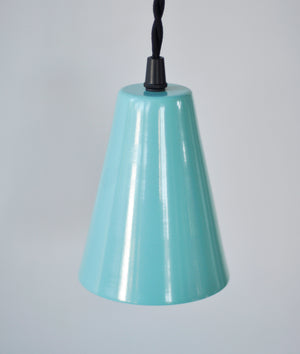 Pendant Light Kit- Sea Foam