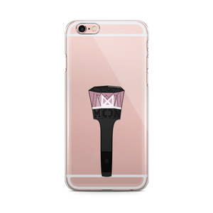 [MONSTA X] LIGHTSTICK CASE TRANSPARENT