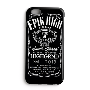 [EPIK HIGH] HIGHGRND BLACK