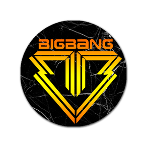 [BIG BANG] EMBLEM POP HOLDER