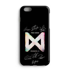 [MONSTA X] THE CODE SIGNED CASE