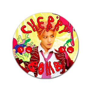 [NCT 127] CHERRY BOMB POP HOLDER