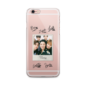 [UNIQ] GROUP SELFIE TRANSPARENT CASE