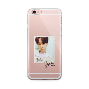[UNIQ] POLAROID SELFIE TRANSPARENT CASES