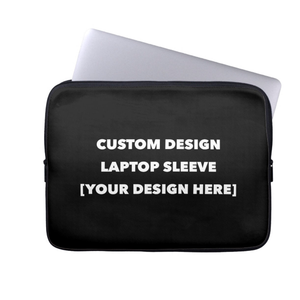 CUSTOM DESIGN LAPTOP SLEEVE