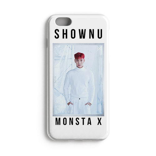 [MONSTA X] ARE YOU THERE VER  1