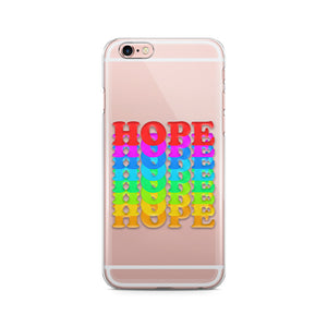 [BTS] HOPE RAINBOW TRANSPARENT