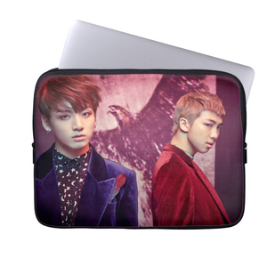 [BTS] KOOKIEMONSTER LAPTOP SLEEVE