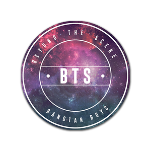 [BTS] BEYOND THE SCENE GALAXY POP HOLDER