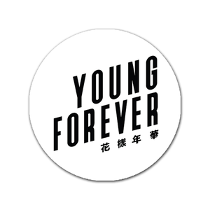 [BTS] YOUNG FOREVER POP HOLDER
