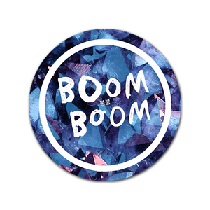 [SEVENTEEN] BOOM BOOM GEM POP HOLDER
