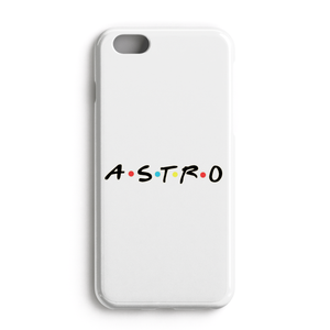 [ASTRO] FRIENDS SHOW INSPIRED LOGO WHITE